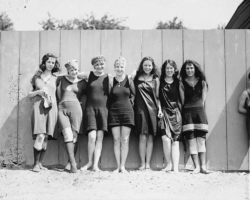 μαγιό 1920