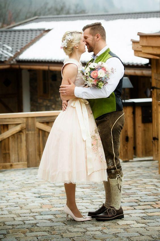Παραδοσιακός Βαυαρικός Γάμος