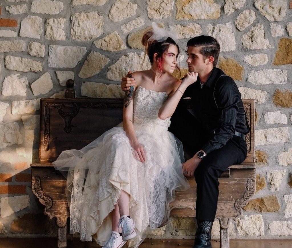 Γάμος rockabily