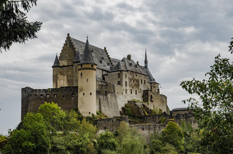 Κάστρα του Λουξεμβούργου: Ένα μαγικό roadtrip